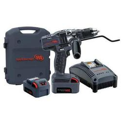 """Cordless Drill/Driver Kit,20V,1/2"""",Battery Included INGERSOL"""