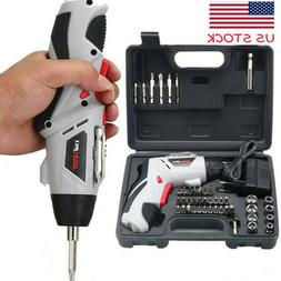 Cordless Drill Rechargeable Electric ScrewDriver Drill  Repa