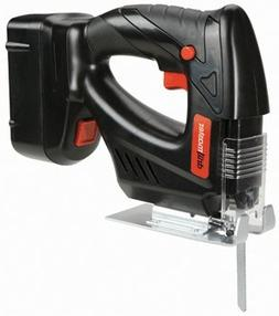 18 Volt Cordless Jig Saw Variable Speed: 0-2500 Strokes Per