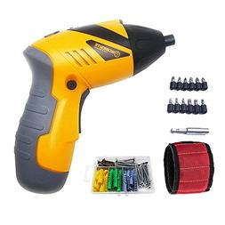 WORKSITE CSD-144 3.6V Cordless Screwdriver 1300mA Lithium-Io