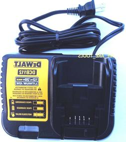 Dewalt DCB112 12V-20V MAX Lithium Battery Charger,For Drill,