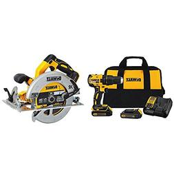 DEWALT DCD777C2 20V Max Lithium-Ion Brushless Compact Drill