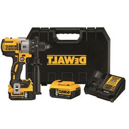 DEWALT 20V MAX XR Brushless Drill/Driver 3-Speed, Premium 5.