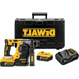 DEWALT DCH273P2 20V Max Brushless SDS Rotary Hammer with 5 A