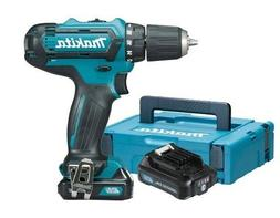 Makita Drill Driver DF331DSAJ 10.8V Voltage 2x2.0Ah Capacity