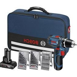 Bosch Drill Driver GSR 12V-15 12V Voltage 2.0/4.0Ah Capacity