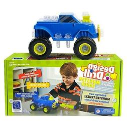 Educational Insights Design & Drill Power Play Vehicles - Mo