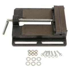 Drill Press Vise Pipe Clamping Holding Throat Open Workbench
