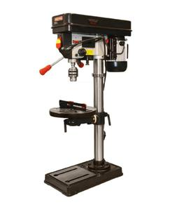 """Craftsman 12"""" Drill Press with Laser and LED Light Mechanic"""