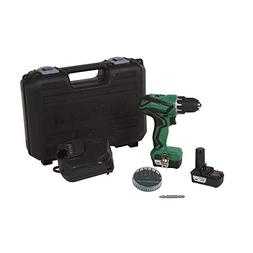 Hitachi DS10DFL2 12V Peak Cordless Lithium-Ion 3/8 in. Drill