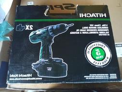 Hitachi DS18DVF3M 18V Cordless NiCd Post Style Driver Drill