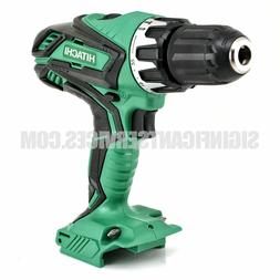 "Hitachi DV18DGL 18V 1/2"" Lithium Ion Hammer Drill - Bare Too"