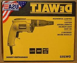 Brand New DEWALT DW252 6Amp Lightweight Drywall Screwdriver