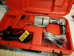 """MILWAUKEE ELECTRIC 1/2"""" RIGHT ANGLE DRILL DRIVER KIT W CASE"""