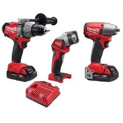 Milwaukee 2791-23 Fuel 3 Tool Combo Kit