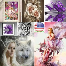 Full Drill Super Dog 5D Diamond Painting Embroidery DIY Cros