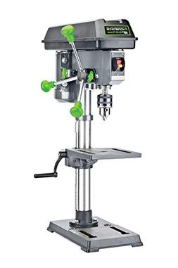 """Genesis GDP1005A 10"""" 5-Speed 4.1 Amp Drill Press with 5/8"""" C"""