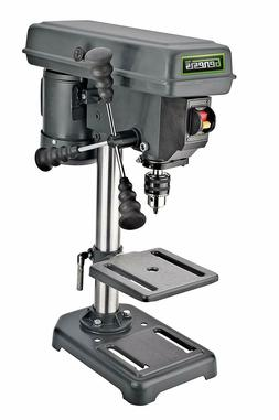 Genesis GDP805P 8 In. 5-Speed 2.6 Amp Drill Press with 1/2 I