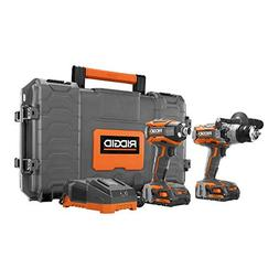 GEN5X 18-Volt 1/2 in. Hammer Drill/Driver and 1/4 in. Impact