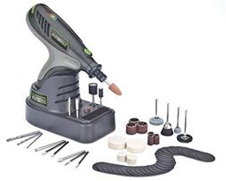 Genesis GLHT72-65 7.2V Lithium-Ion Rotary Tool with 65 Acces
