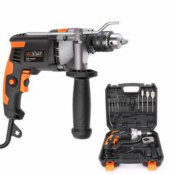Hammer Drill, TACKLIFE 850W 3000 RPM Impact Drill with 15 Dr