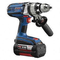 Bosch 36V Hammer Drill/Driver Kit with  Fat Pack  Batteries