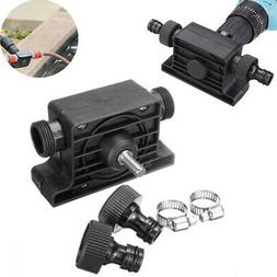 Hand Electric Drill Drive Self-Priming Pump Oil Fluid Water