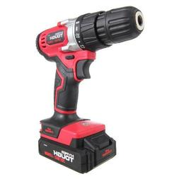 Hyper Tough HT Charge 20-Volt Max Lithium Ion Cordless Drill