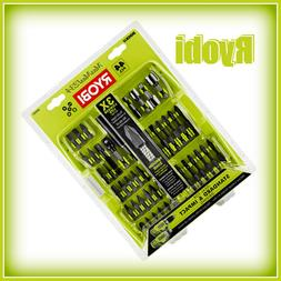 Ryobi 34 Piece Impact Rated Driving Bit Set