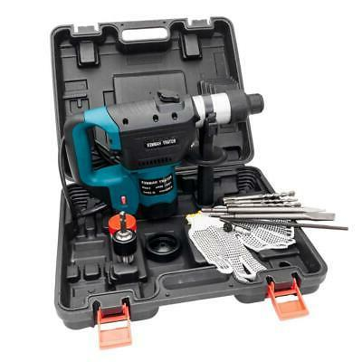 """1-1/2"""" SDS Electric Rotary Hammer Drill Demolition Variable"""