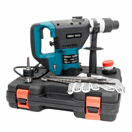 1 1 2 sds electric rotary hammer