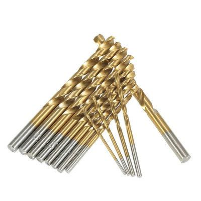 13pcs HSS Drill High Coating