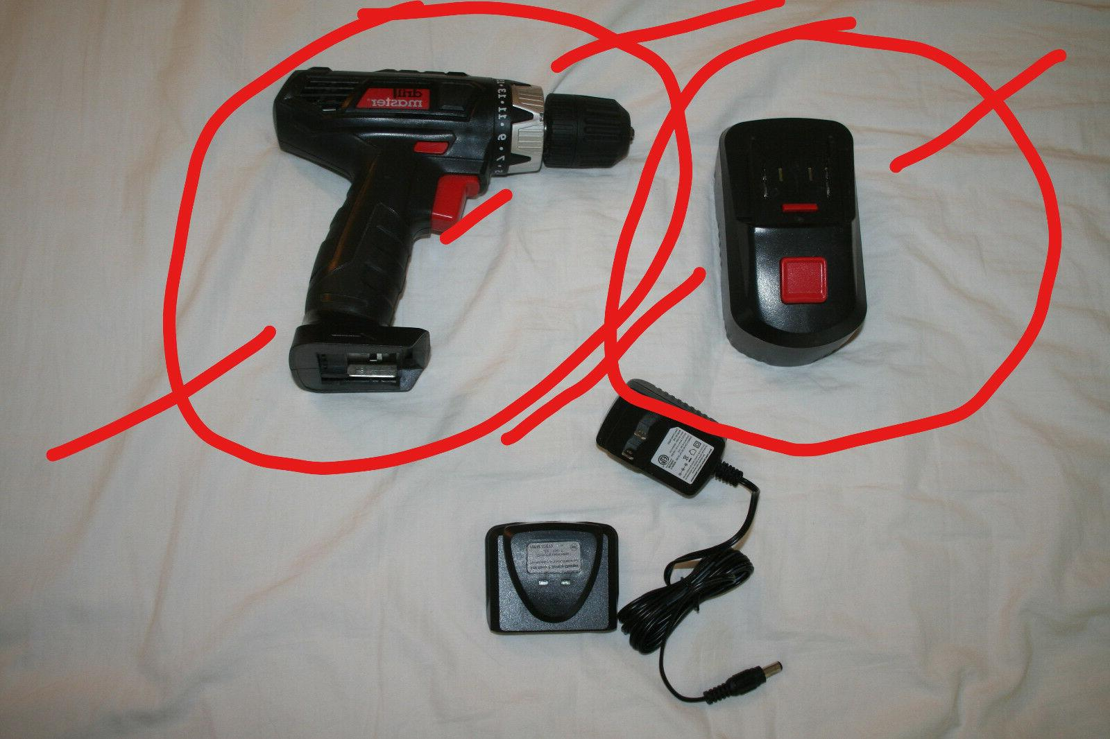 Drill 18v Charger 68420 for Drills/Saws/Flashlight