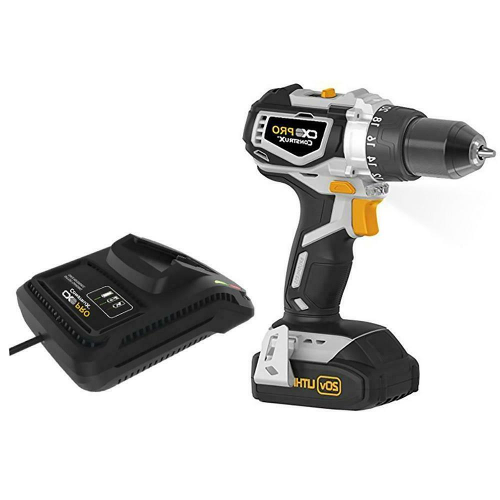 20 volt lithium ion brushless cordless 1
