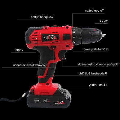 20V Cordless Electric Household Driver Battery