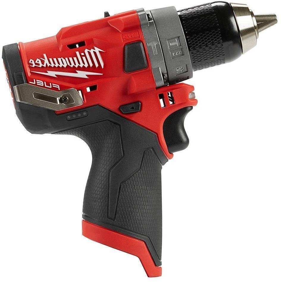 Milwaukee 2504-20 12-Volt 1/2 Hammer