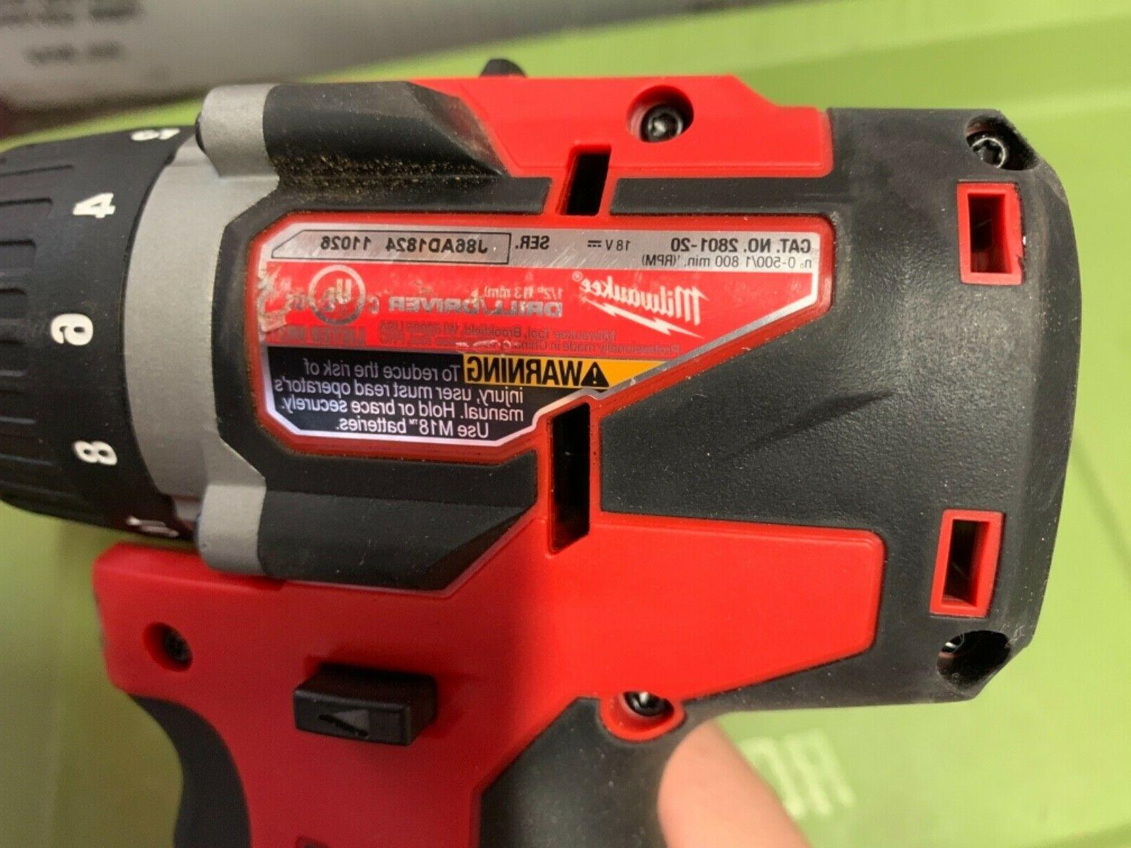 Milwaukee 2801-20 M18 Brushless Bare Tool 2018