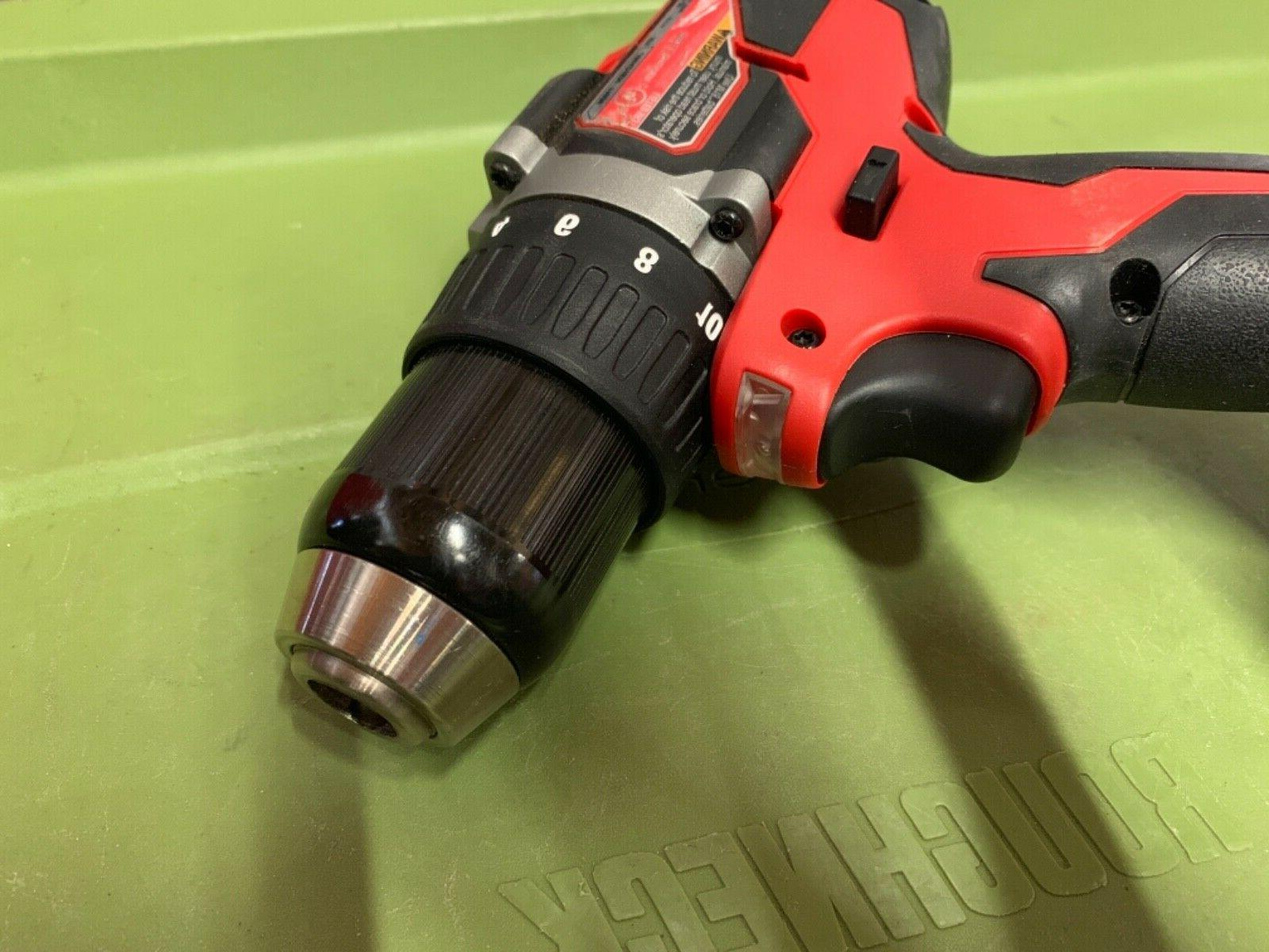Milwaukee Compact Brushless Drill Bare Tool
