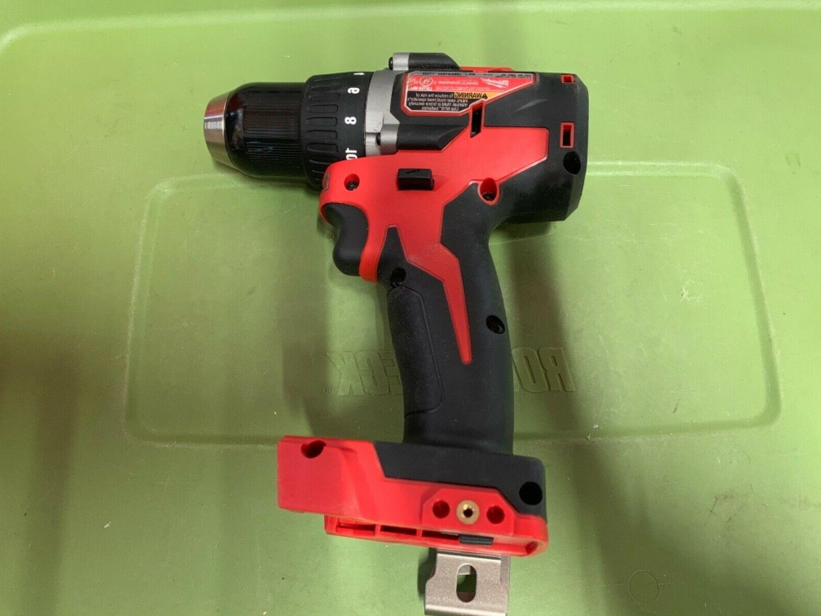 Milwaukee 2801-20 Compact Brushless Drill Tool dated 2018