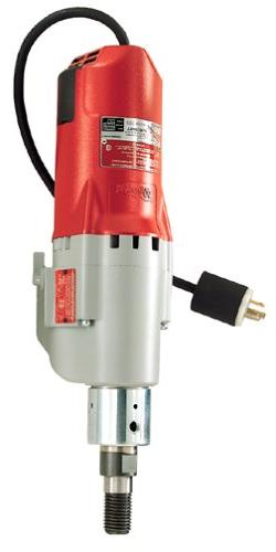 Milwaukee 4004 Diamond Coring Motor, 300/600 RPM, 20 Amp wit