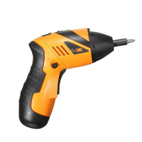 45 in 1 Power Tool Screwdriver Drill Kit Wireless