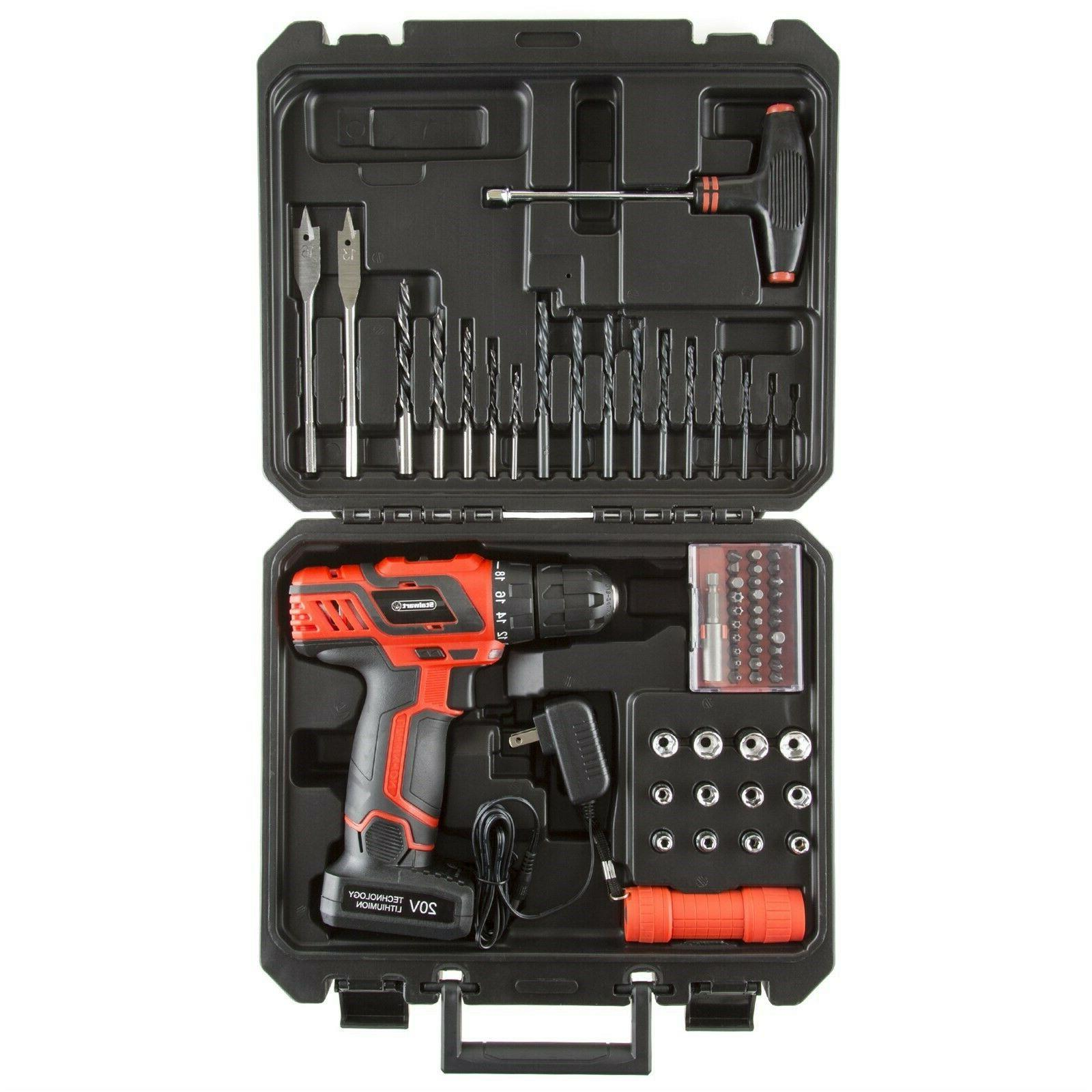 Stalwart 6 Electric Drill 3/8 In with