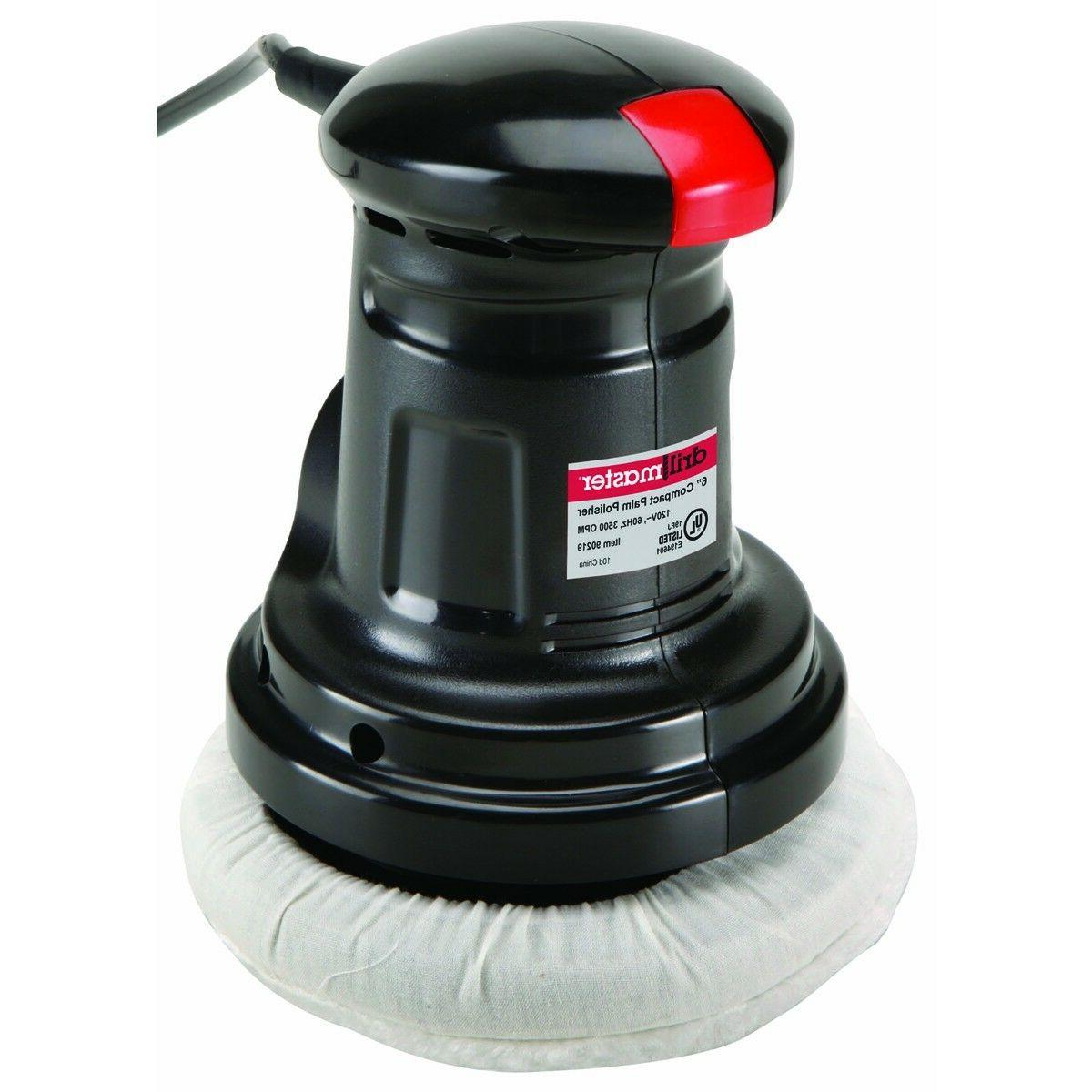 6 in compact palm polisher 90219