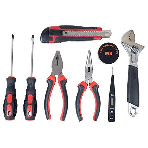 Household Tool Set 9 by – Adjustable