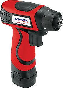 ARD847 Li-Ion 8-volt Super Compact Drill/Driver Kit, 111 in-