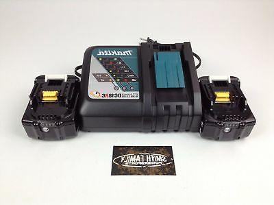 Makita Batteries With and NEW
