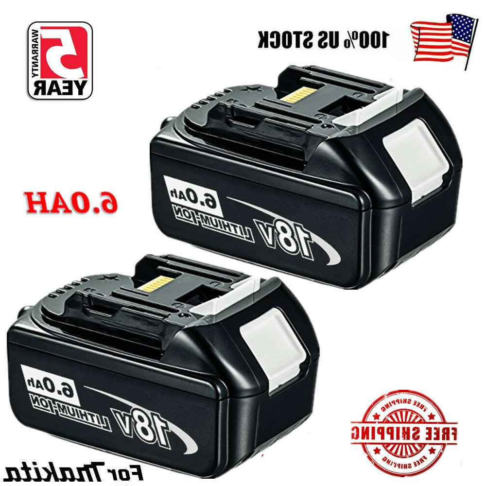 Makita Batteries Battery and DC18RC NEW