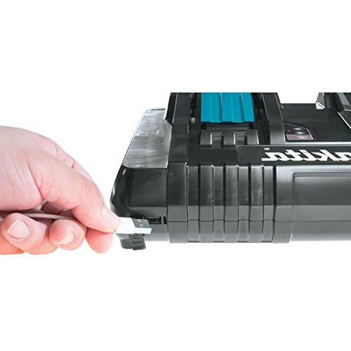 Makita 18V Lithium-Ion Battery & Dual Port Charger