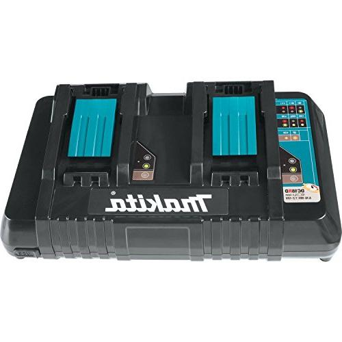 Makita 18V LXT Lithium-Ion Battery Port Charger