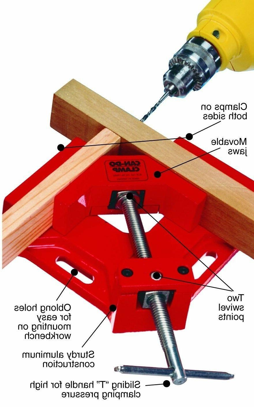 Can-Do Clamp Home Improvement for